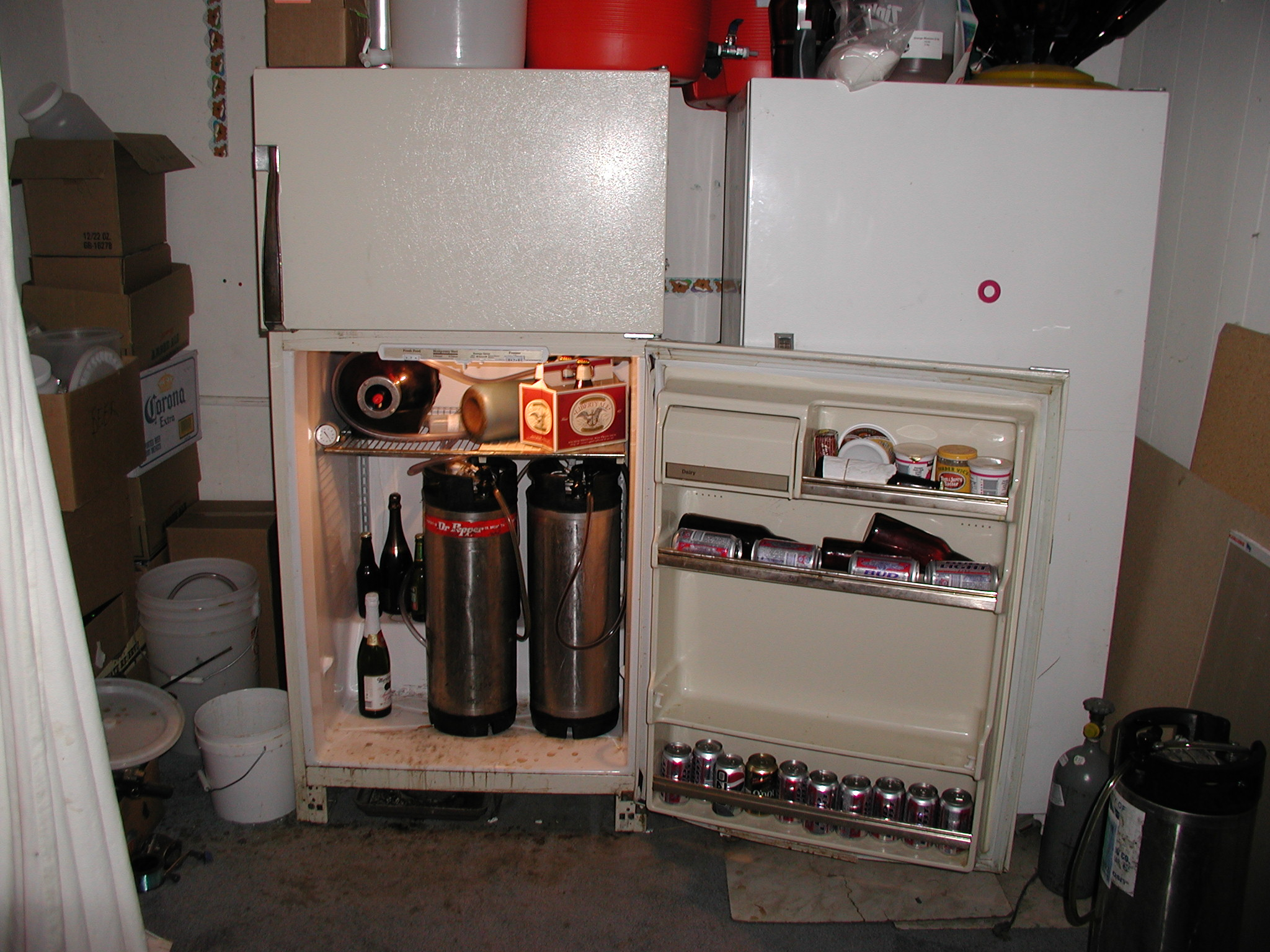 Schwedhelm Net Illustrated Brewing Kegerator
